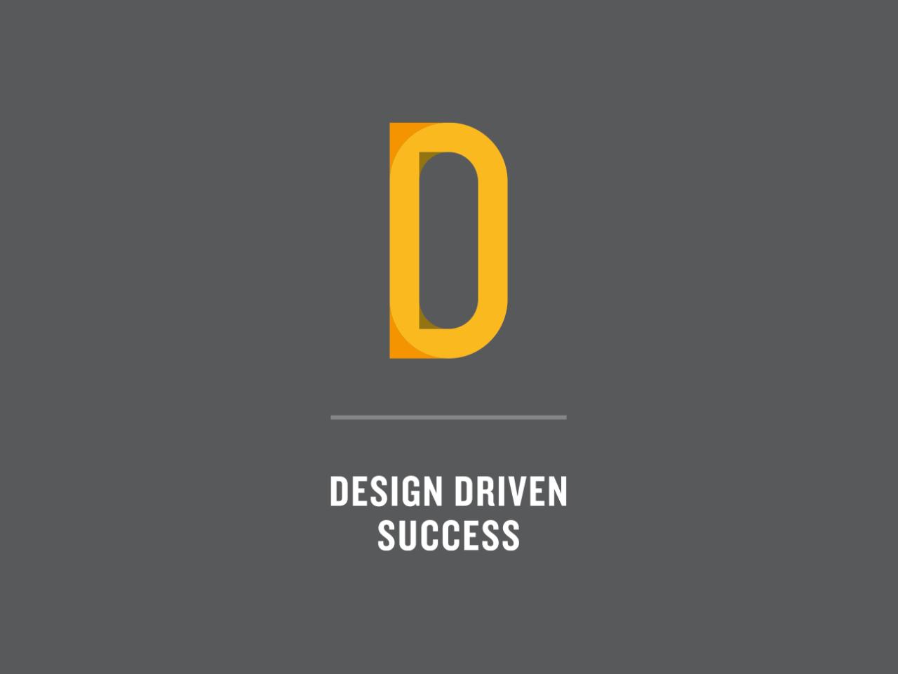 Oslo D logo og slagord på mørk bakgrunn