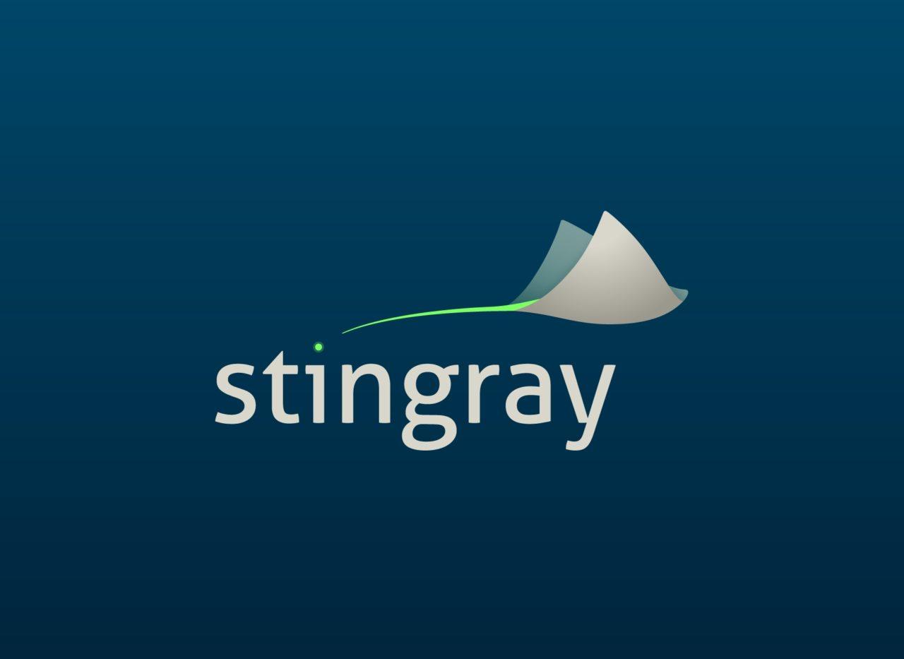 Stingray logo, grafikk