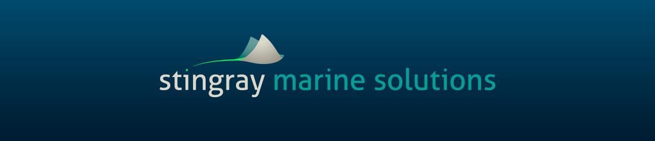 Stingray maribe solutions logo, grafikk